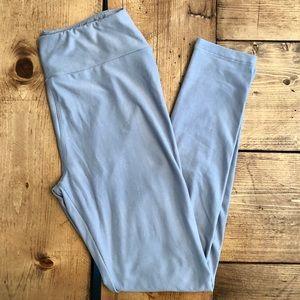 LuLaRoe | Solid Gray OS Leggings